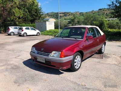 usata Opel Kadett cabrio asi- 1990