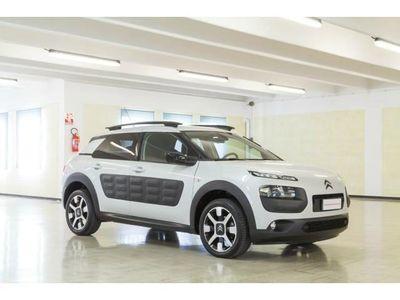 begagnad Citroën C4 Cactus BlueHDi 100 Feel Edition