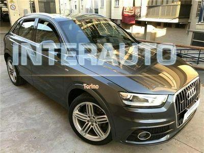 usata Audi Q3 2.0 TDI 177 CV quattro S tronic S-LINE PLUS