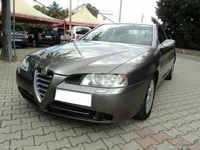 usata Alfa Romeo 166 2.4 JTD Distinctive