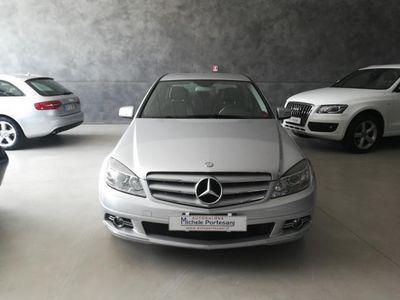 used Mercedes C220 CDI Avantgarde