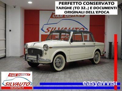 begagnad Fiat 1200 granluce 1221cc 55cv bicolore benzina