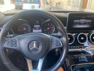usata Mercedes C250 BlueTEC S.W. Automatic Sport
