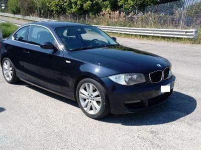usata BMW 123 Navi -Pelle- Ottime condizioni.
