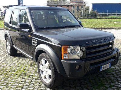 usata Land Rover Discovery unico proprietario 7 posti