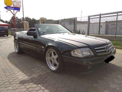 usata Mercedes SL500 AMG MAE N. 005