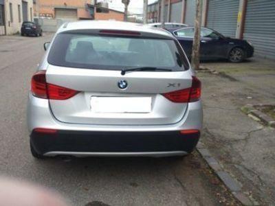 brugt BMW X1 xDrive20d Attiva usato