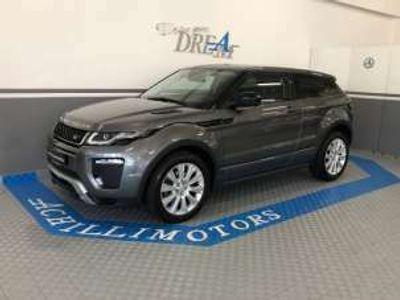 usata Land Rover Range Rover evoque 2.0 TD4 180 CV Coupé HSE Dynamic full opt 1prop Diesel