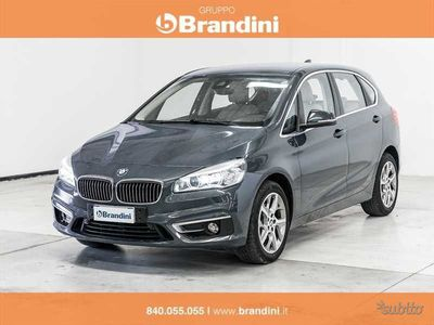 used BMW 218 Serie 2 Active Tourer d act.tourer Luxury