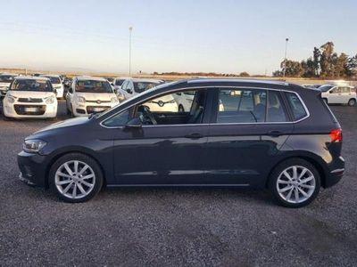 usata VW Golf Sportsvan 1.6 TDI Executive 4 Free BMT