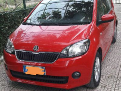 used Skoda Citigo 1.0 benzina 75 CV 5 porte