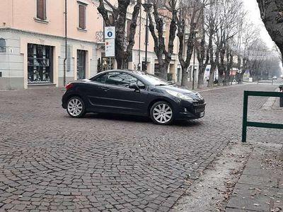 usata Peugeot 207 CC 1.6 HDi 110CV Tecno