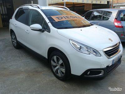 usata Peugeot 2008 1.6 HDI fine 2014 chilometri 38000