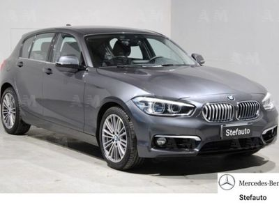 usata BMW 118 d 5p. Autom. Urban