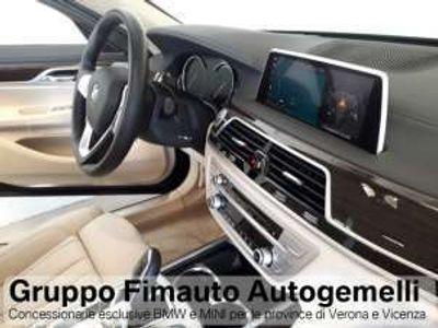 usata BMW 730 d xDrive Eccelsa Aut. Diesel
