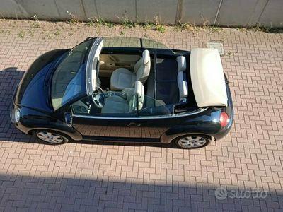 usata VW Beetle 1.9 TDI 101CV Cabrio