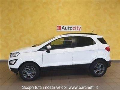 brugt Ford Ecosport MCA Plus 1.5TDCi 100cv 5p