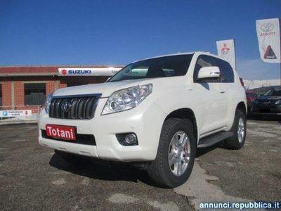 usado Toyota Land Cruiser 3.0 D4-D 173 CV 3 porte Executive -958-