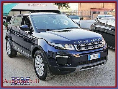 usata Land Rover Range Rover evoque 2.0 TD4 150CV SE I