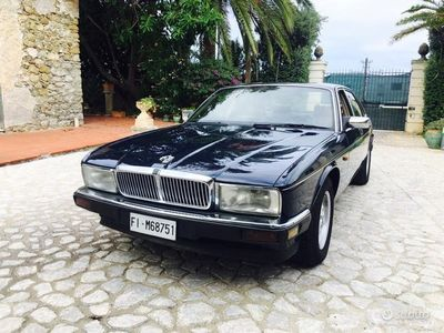 usata Jaguar XJ6 anno 1992 automatica 3.2 V6