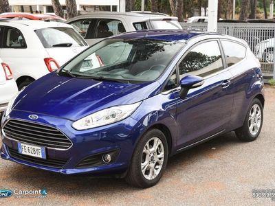 usata Ford Fiesta 1.5 tdci Titanium 75cv 3p E6