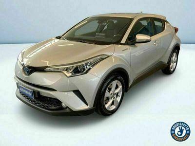 usata Toyota C-HR 1.8h Active 2wd e-cvt