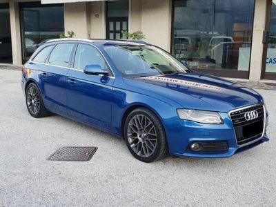usata Audi A4 Avant 3.0 V6 TDI F.AP. qu. S tr. Amb.