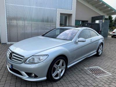 usado Mercedes CL500 AMG SOLI 49500 KM BOOK SERV