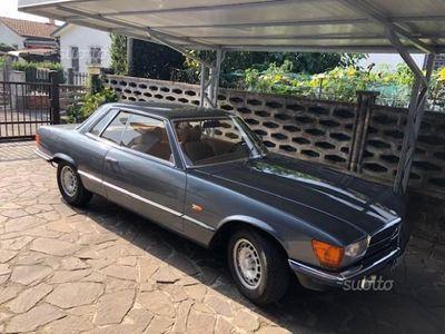 usata Mercedes 280 Classe SLC- Anni 70 Coupè