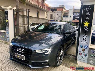 usata Audi A5 Sportback 2.0 tdi 177cv advanced diesel
