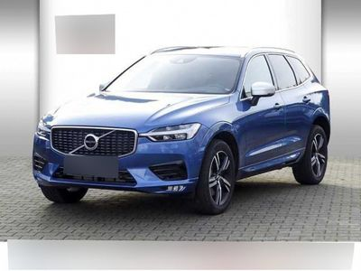 usata Volvo XC60 T6 Awd Geartronic R-design,navi,led,xenium