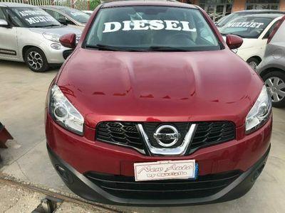 usata Nissan Qashqai 1.5 dCi 110CV TEKNA