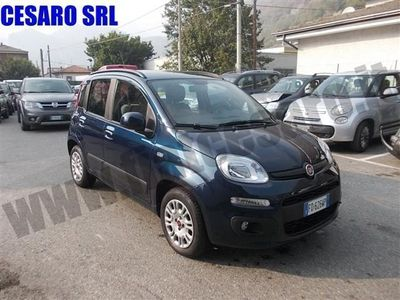 usata Fiat Panda New1.3 Multijet 16v 95cv Lounge