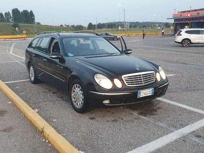 usata Mercedes E220 CDI cat S.W. Elegance