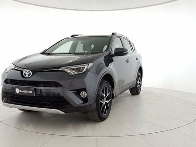 usado Toyota RAV4 Hybrid 2WD Lounge del 2016 usata a Alessandria