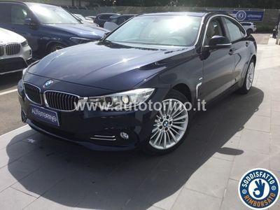 używany BMW 420 SERIE 4 GRAN COUPE d g.coupe xdrive Luxury 190cv auto