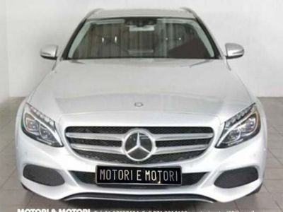 used Mercedes C220 d S.W. Auto Sport Navi, PDC, Automatica rif. 11678972