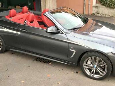 usata BMW 435 Serie 4 Cabrio xDrive Cabrio Msport STUPENDA