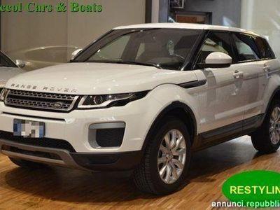 brugt Land Rover Range Rover 2.0 TD4 150 CV 5p. SE*RESTYLING*NAVIGATORE GRANDE* Milano