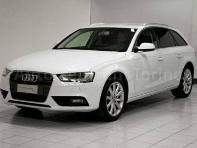 usata Audi A4 Avant 2.0 TDI 190 CV clean diesel Advanced