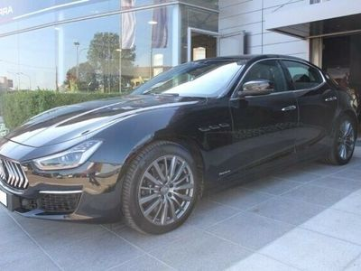 usata Maserati Ghibli 3.0 Diesel Granlusso MY2018 *VETTURA UFFICIALE ITA