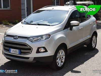brugt Ford Ecosport 1.5 tdci Titanium 95cv E6