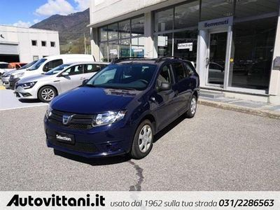 usata Dacia Logan MCV 1.2 Ambiance 75cv