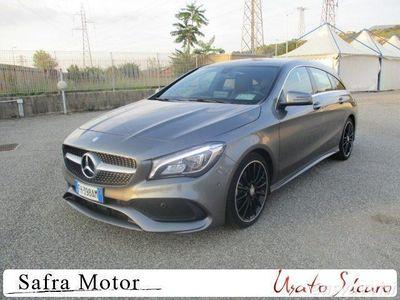 gebraucht Mercedes CLA200 d S.W. Automatic 4 Matic Premium
