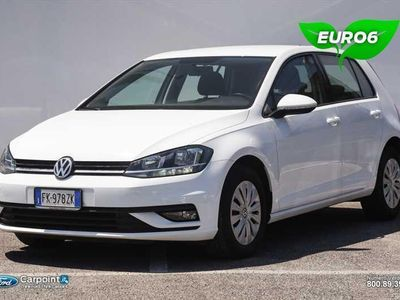 used VW Golf 5p 1.6 tdi Trendline 90cv