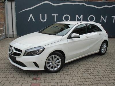 usata Mercedes A200 d MODEL YEAR 2016,FULL LED,SEDILI SPORT,AZIENDALE