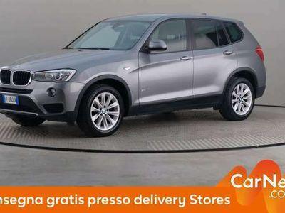 usata BMW X3 Sdrive 18d Business Advantage Automatica