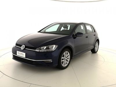 usata VW Golf 1.6 TDI 115CV DSG 5p. Business BlueMotion Technology