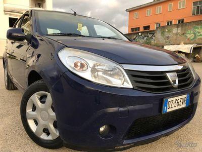 usata Dacia Sandero 5 PORTE 1.4 IMP GPL ECONOMICA 2009