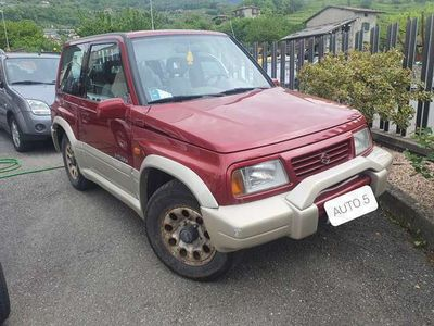usata Suzuki Vitara 1.6i 16V cat JLX P.Pack